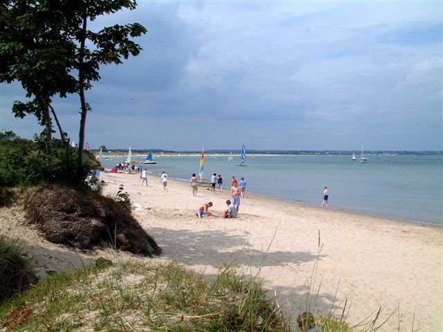 Studland Beach, Dorset. Lookin good.