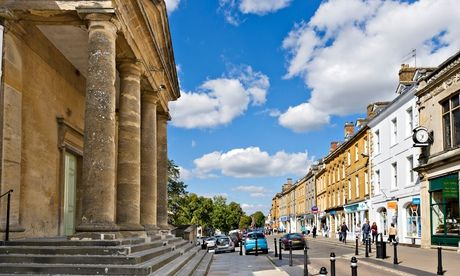Chipping Norton town centre