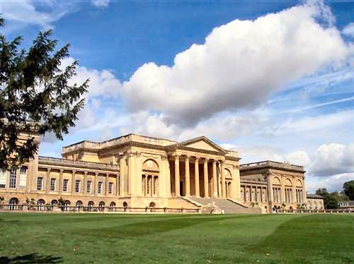 Grade I listed Stowe School