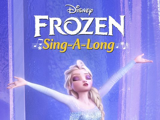 frozen singalong