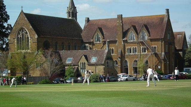 Cricket Grounds at Bloxham