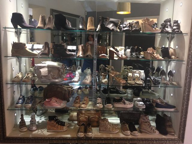 Fab shoe collection including Sam Edelman and Ash