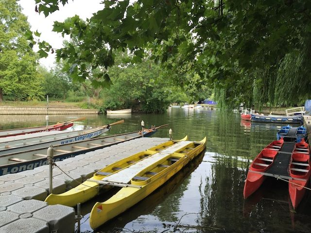 Longridge Activity camp, near Marlow