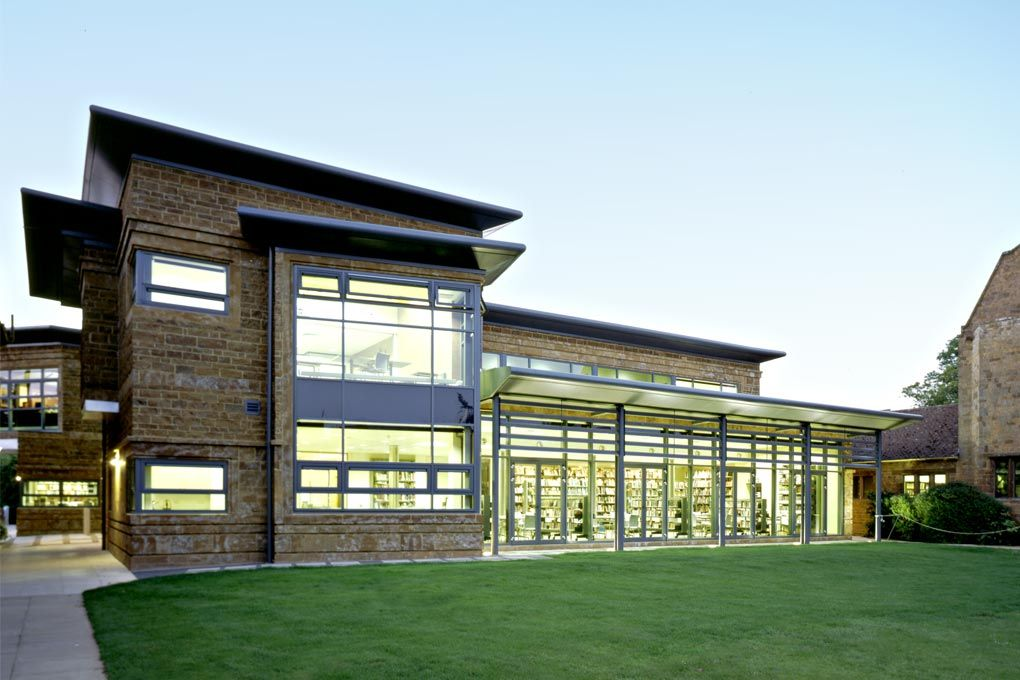 Bloxham school Library