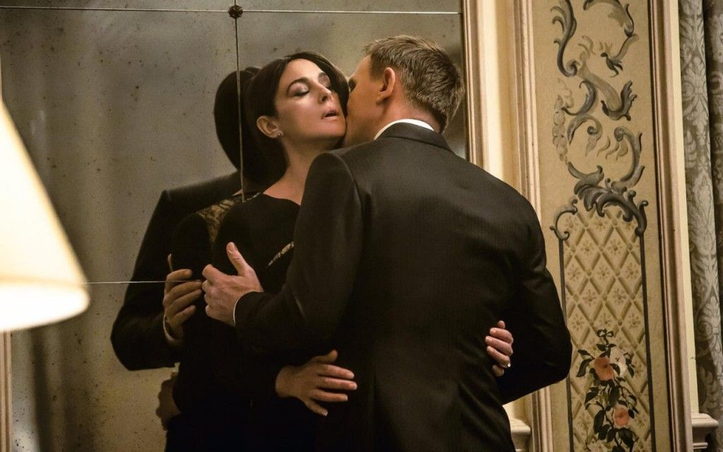 monica and daniel craig