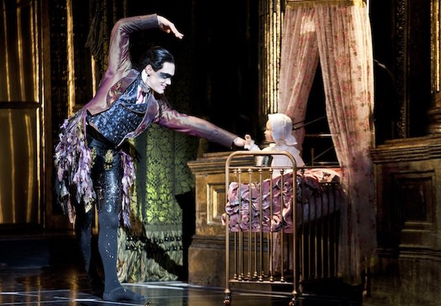 Matthew Bourne Sleeping Beauty Tom Jackson Greaves