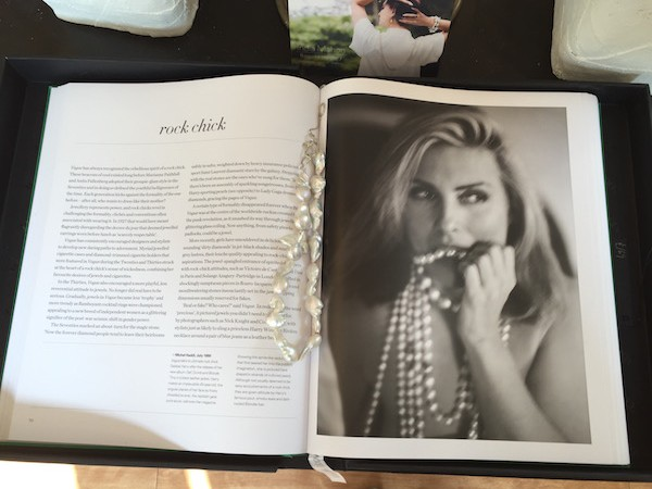 pearls in book