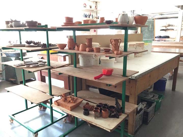 pottery-sibford-school