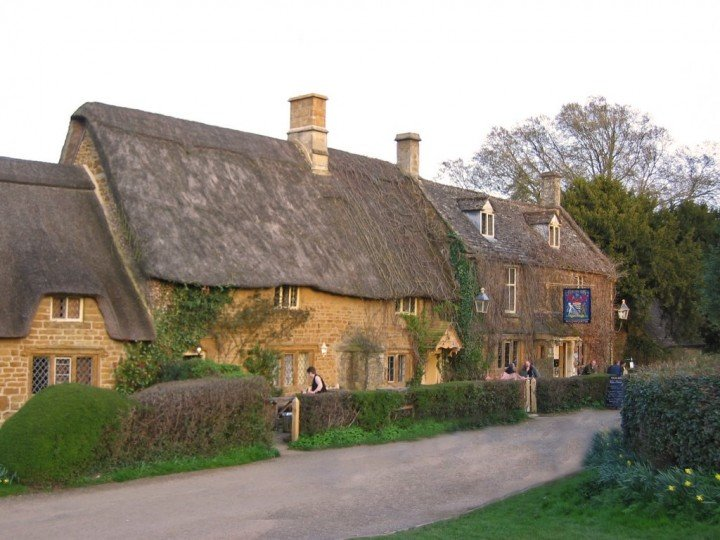 Dog Friendly Inns Oxfordshire