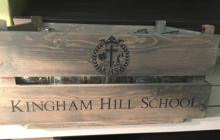 kingham-hill-school-wooden-box