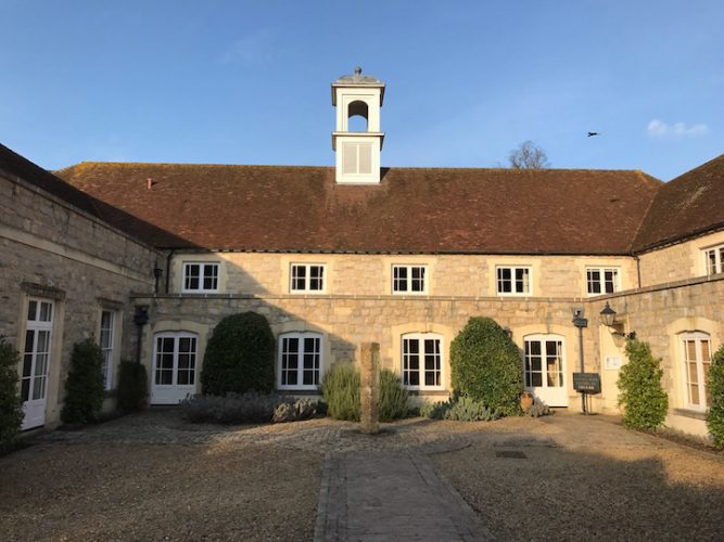 Hartwell House Spa
