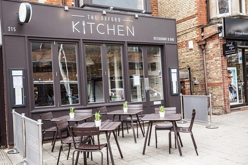 Oxford kitchen restaurant are exterior outdoor dinning table chairs