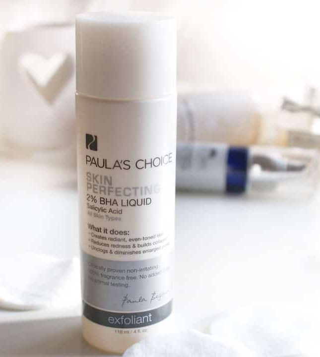 palua's choice skin perfecting liquid bottle