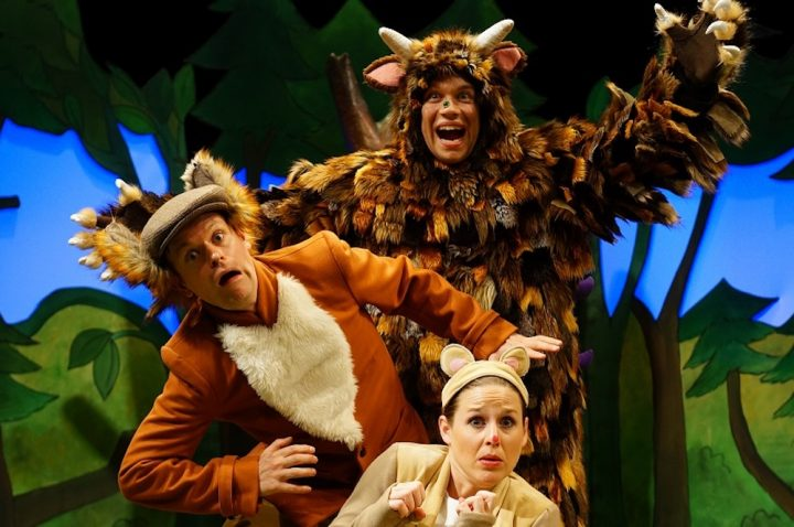 gruffalo mouse actors