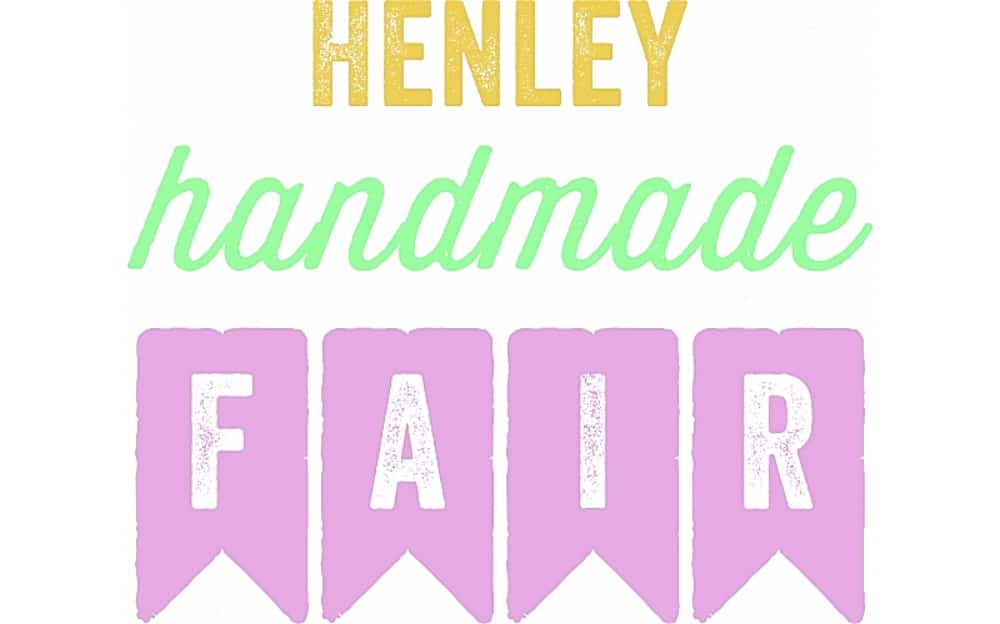 henley handmade fair sign stonor park