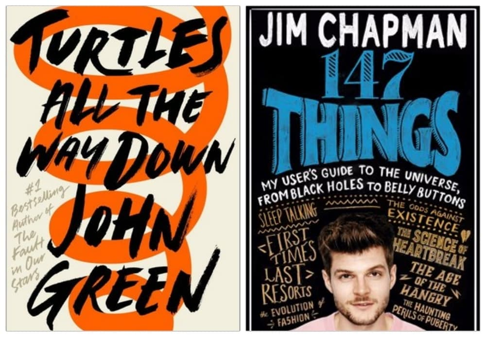 Top 10 Teenage Books For Christmas Chosen By The Book House In Thame