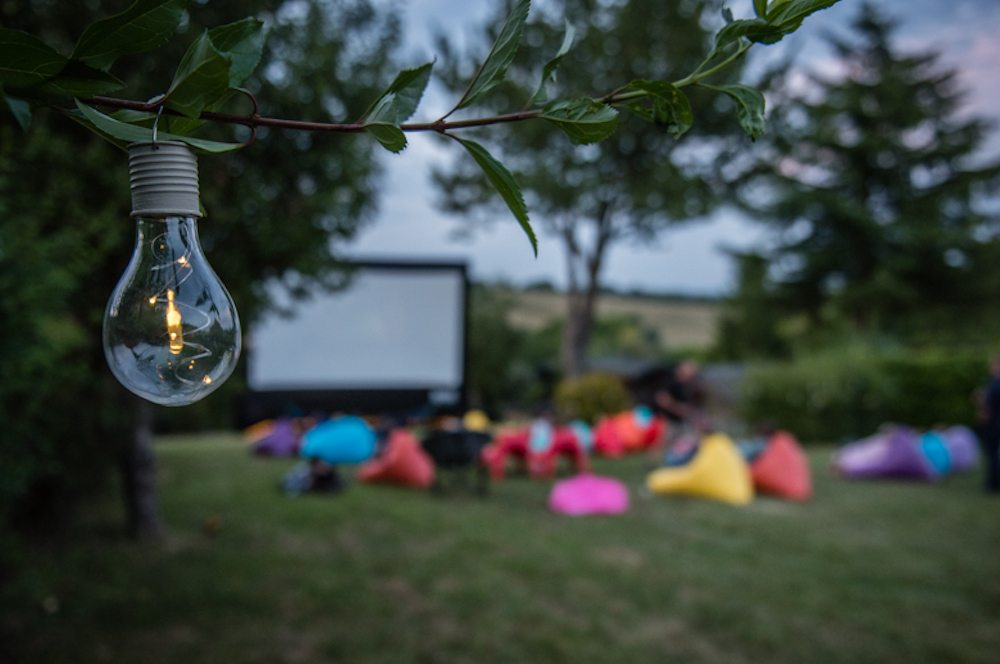 firefly outdoor cinema