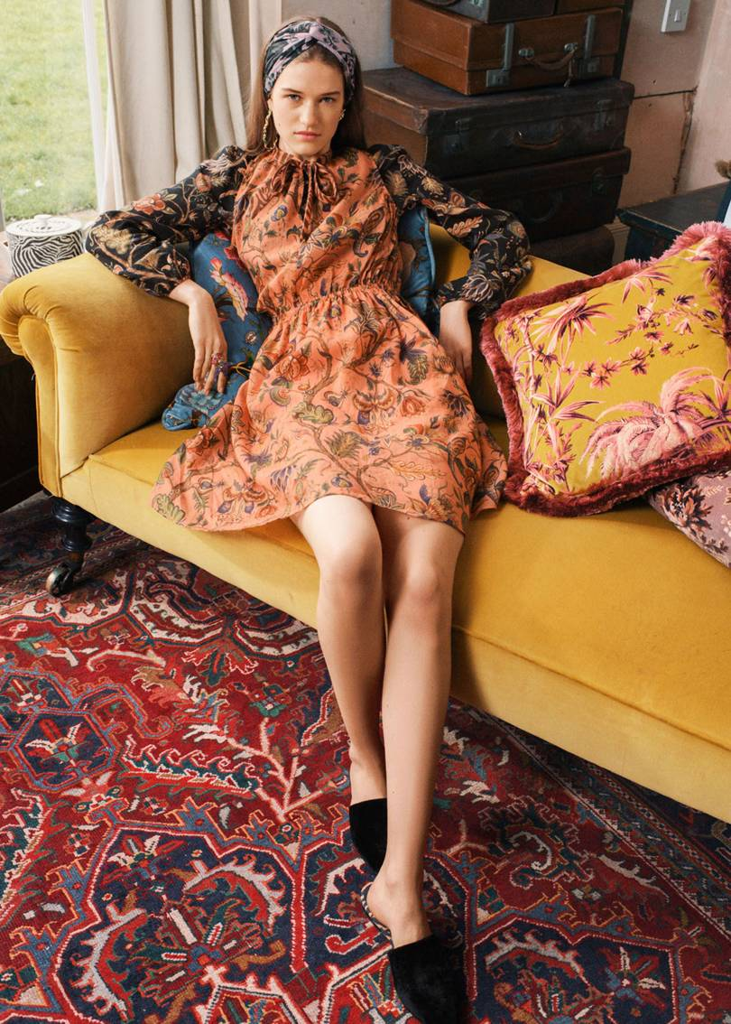 house of hackney dress couch