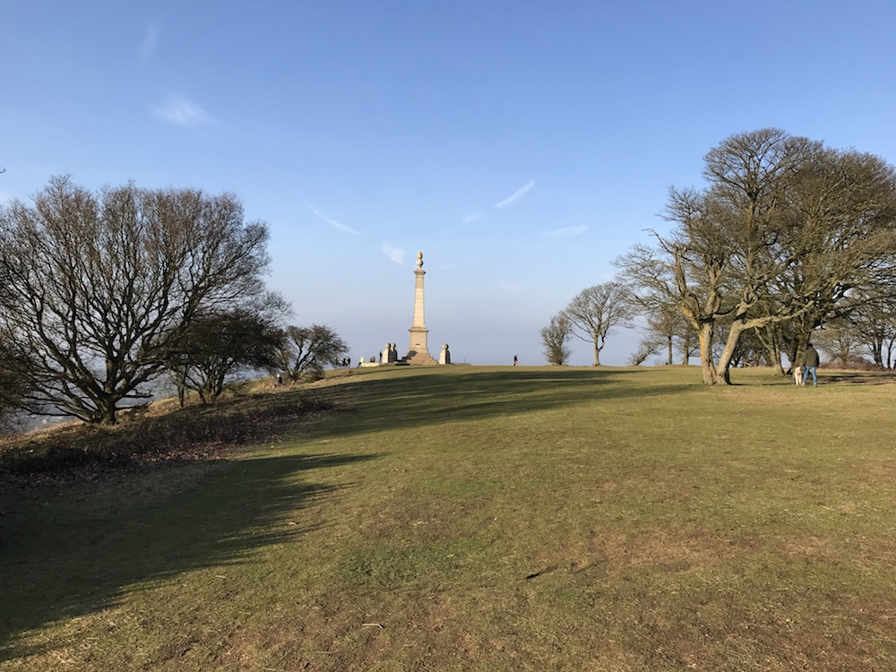 Coombe Hill and Chequers walks
