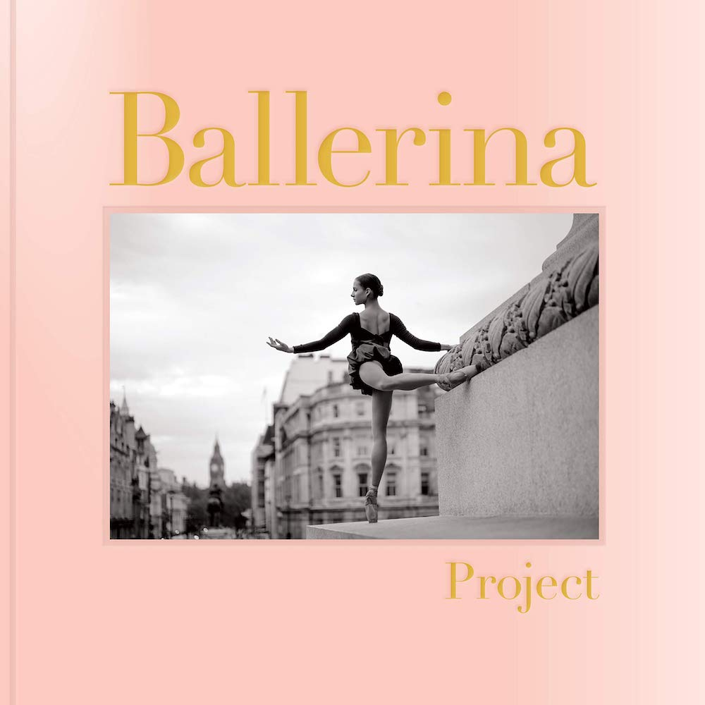 Ballerina coffee table book