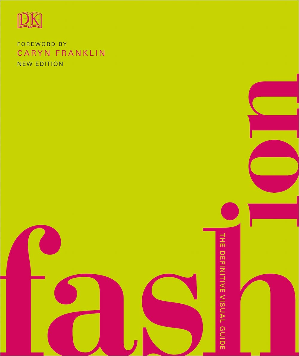 fashion book front cover