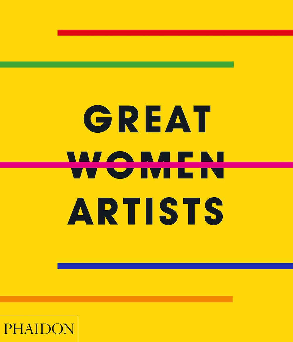 great women artists book cover