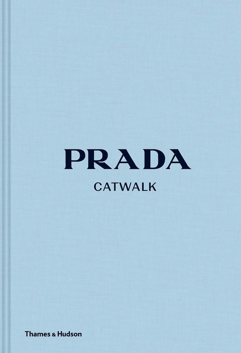 Prada book front cover