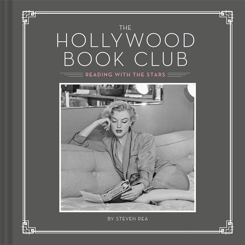 Hollywood book front cover