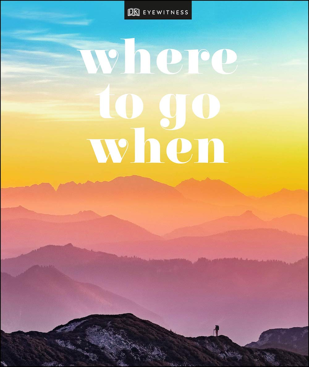 travel book front cover