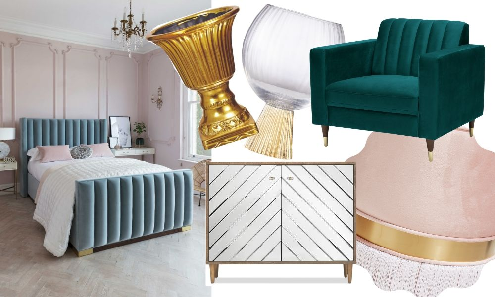 Interiors trends for 2020 - Art Deco