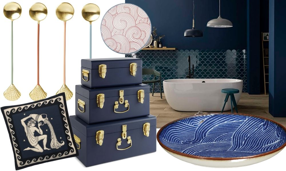Interiors trends for 2020 - Oceanic
