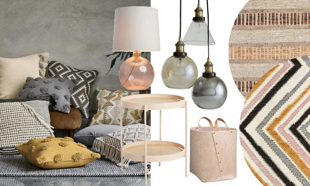 Interiors trends for 2020 - warm neutrals