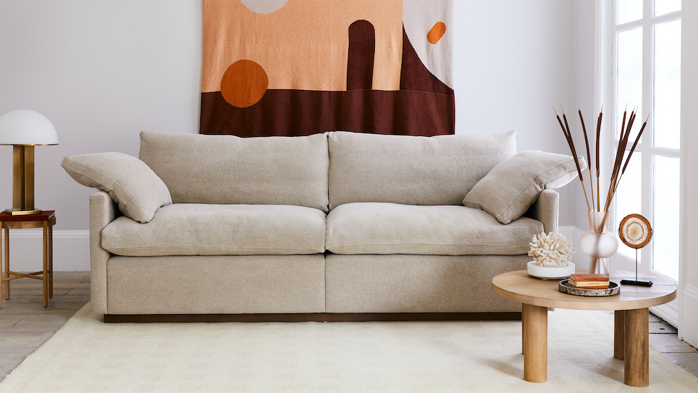 Charlotte Sofa from Arlo and Jacob