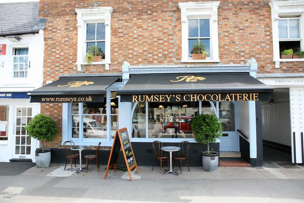 Rumsey's Chocolaterie, Thame