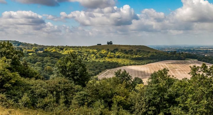 Coombe Hill countryside walk
