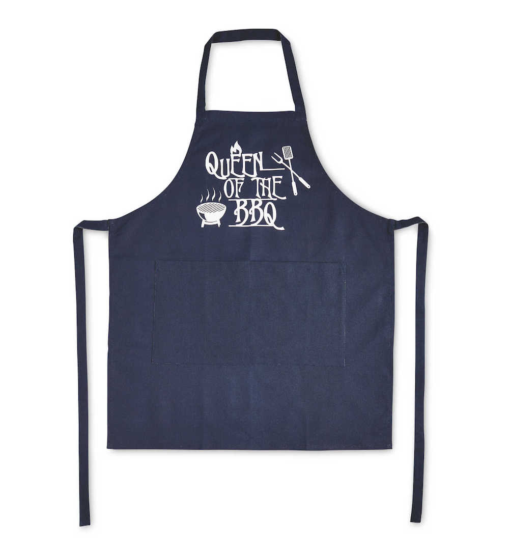 Queen of the BBQ apron