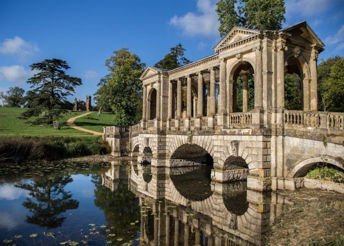 Stowe Palladian Bridge