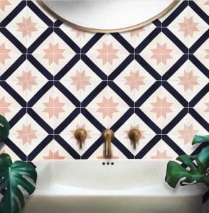 ARA Design Studio Oxfordshire tiles