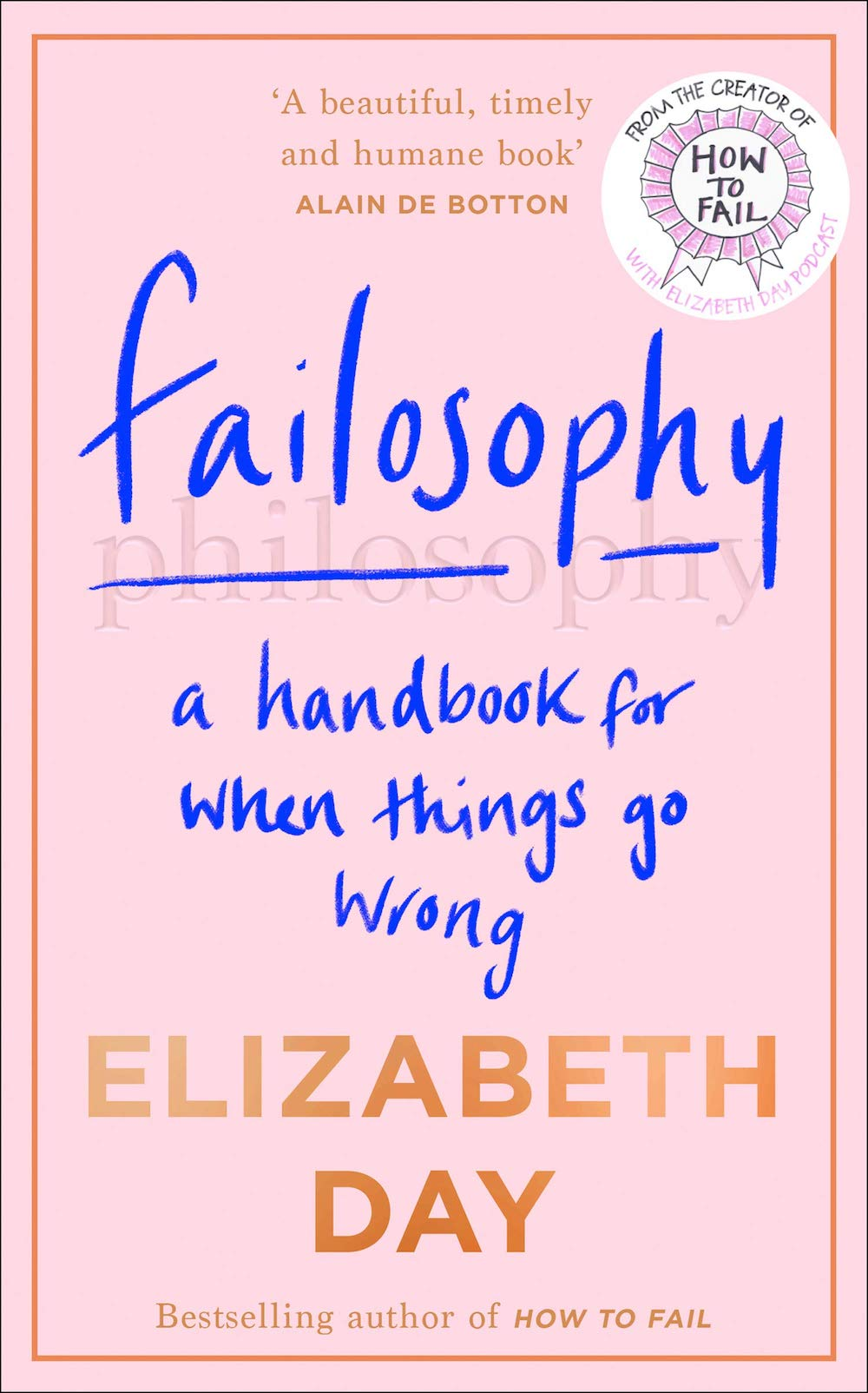 Failosophy by Elizabeth Day