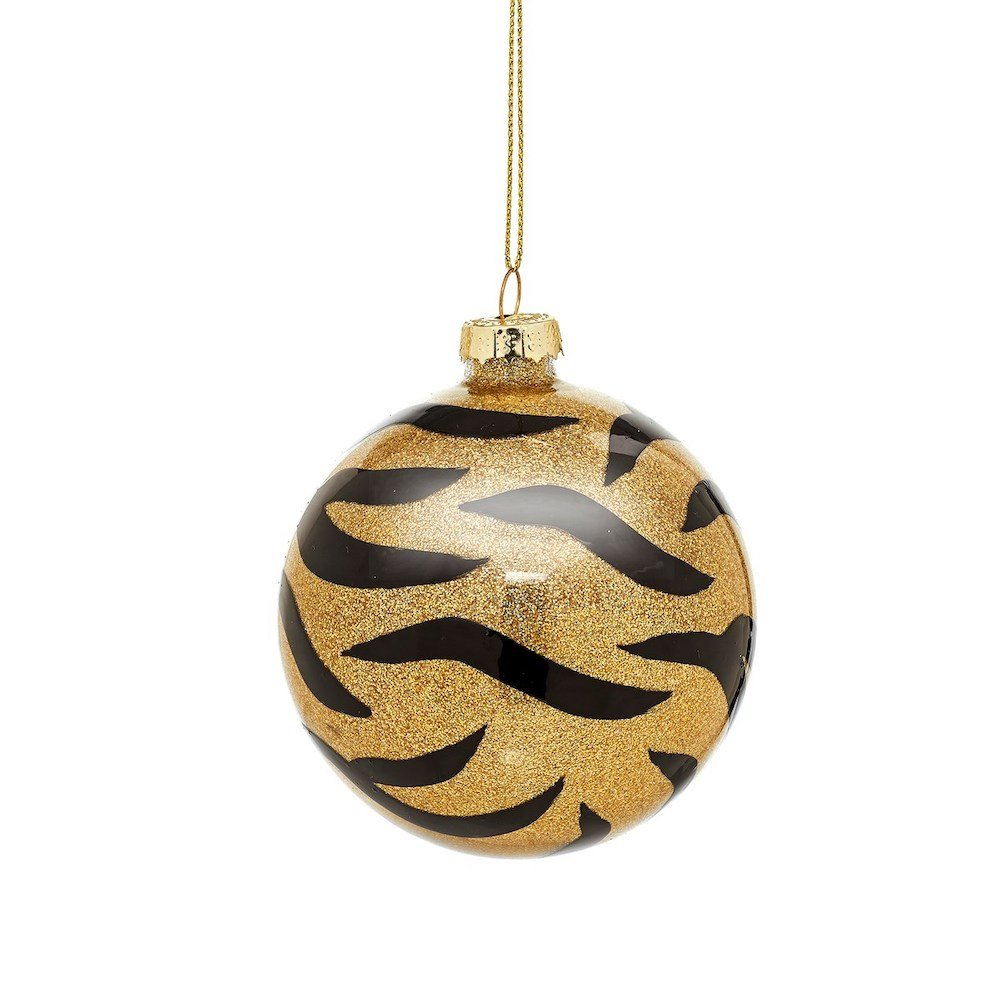 Sass and Belle Tiger Bauble