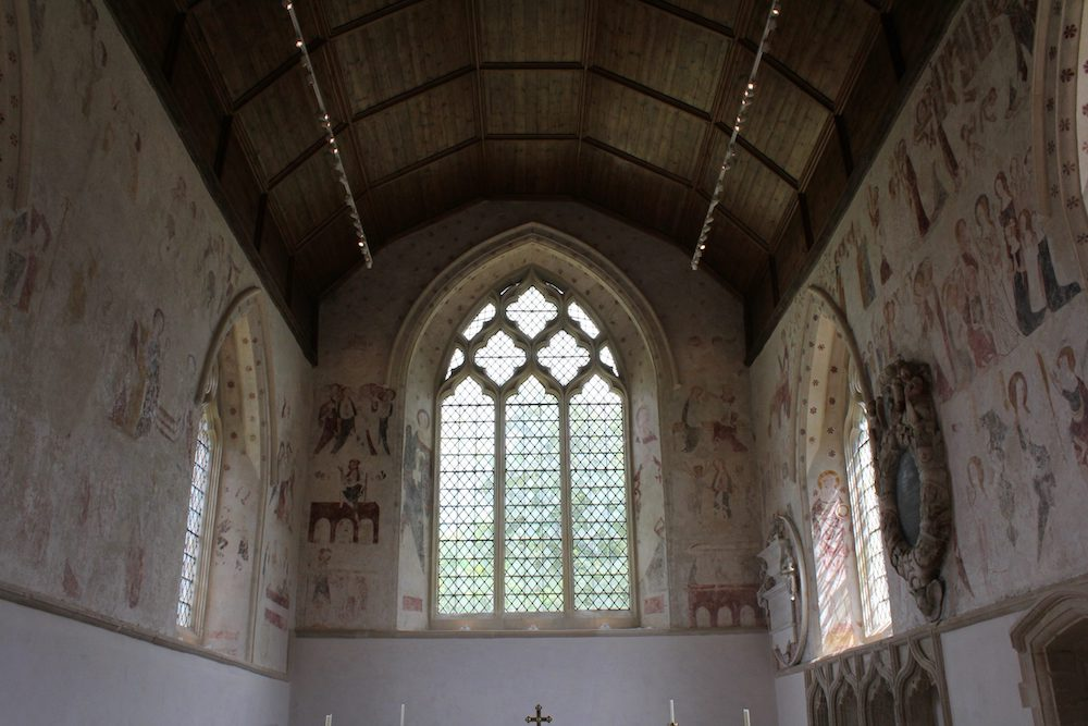 The Chalgrove Paintings